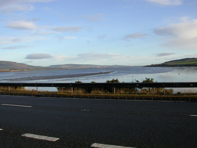 Cromarty Firth from A9 Bridge