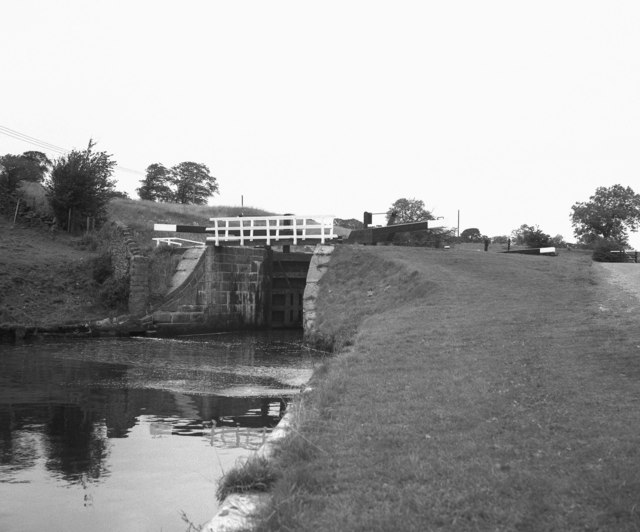 Barrowford Lock No 47, Leeds and Liverpool Canal