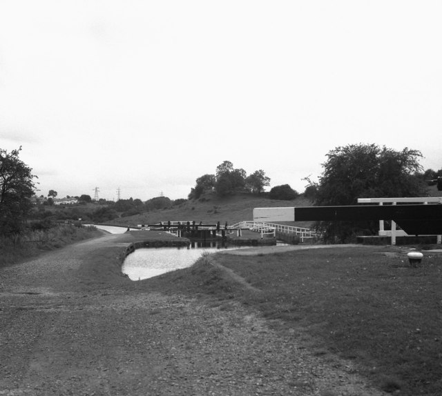 Barrowford Bottom Lock No 51