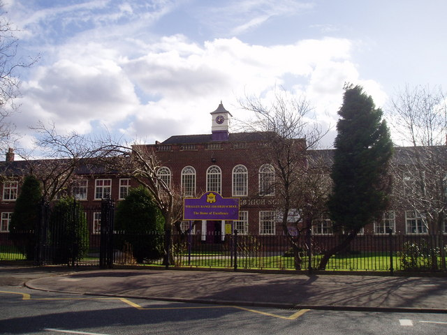 Whalley Range Girls High School