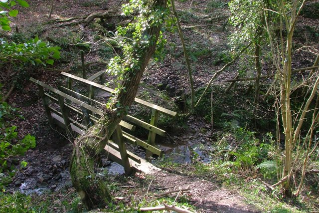 Bridge Over Holygill Beck