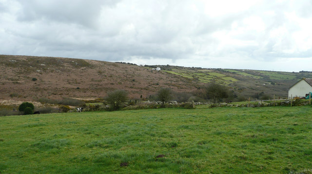 Pasture and moorland