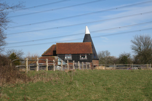 Spelland Oast, Goatham Lane, Broad Oak, Brede, East Sussex