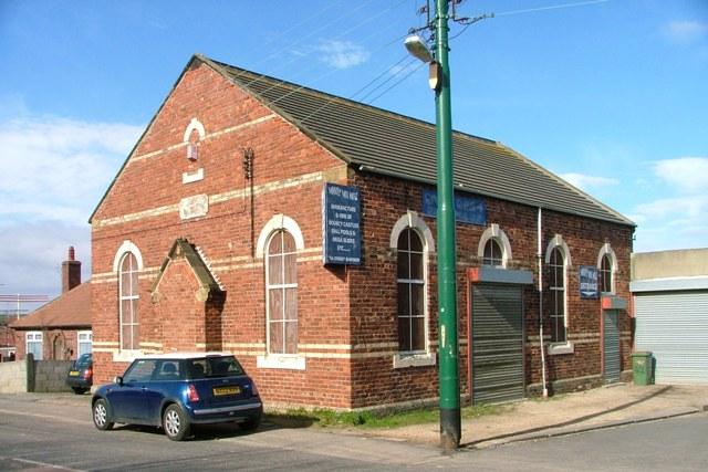 Former Wesleyan Methodist Chapel