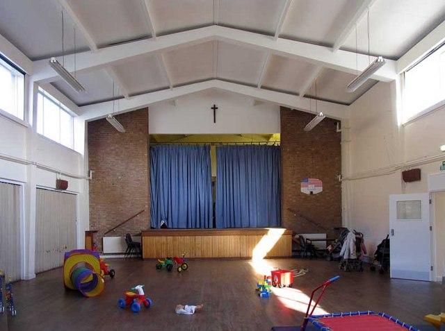 St Richard, Sussex Crescent, Northolt, UB5 4DR - Interior