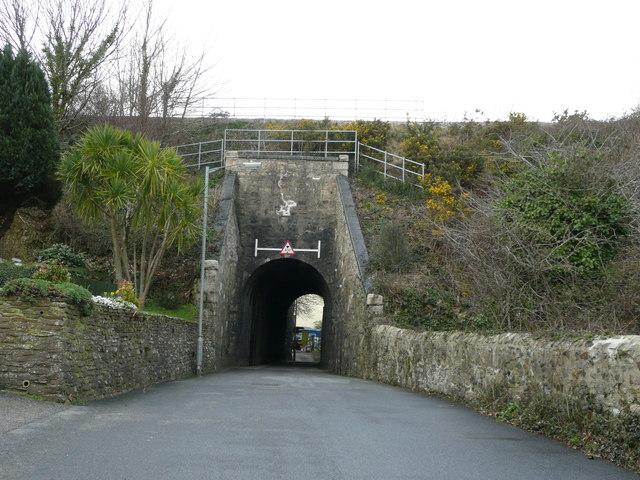 Carn Brea railway bridge