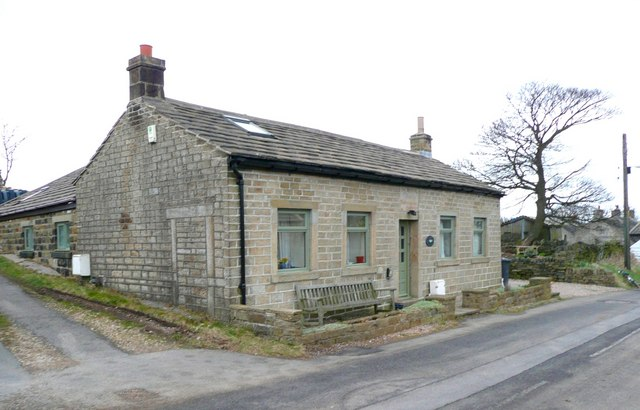 The old school, Carlecotes, Dunford