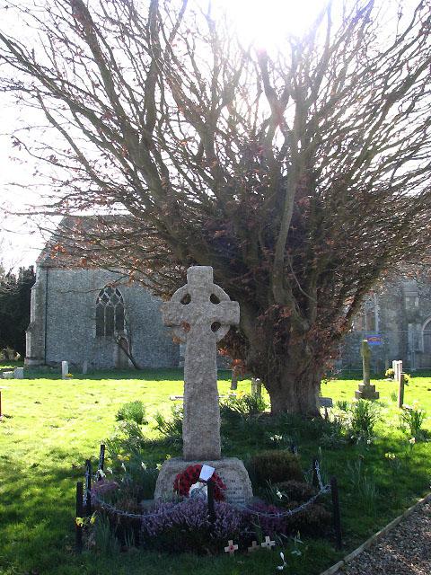 St Mary's church - war memorial