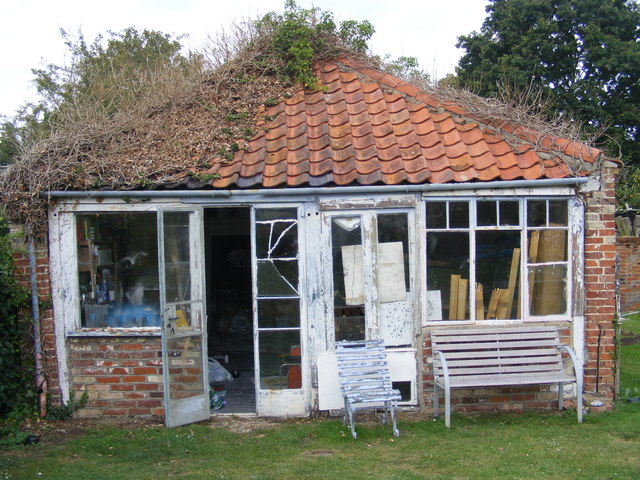 Artist's Studio at Ditchingham House