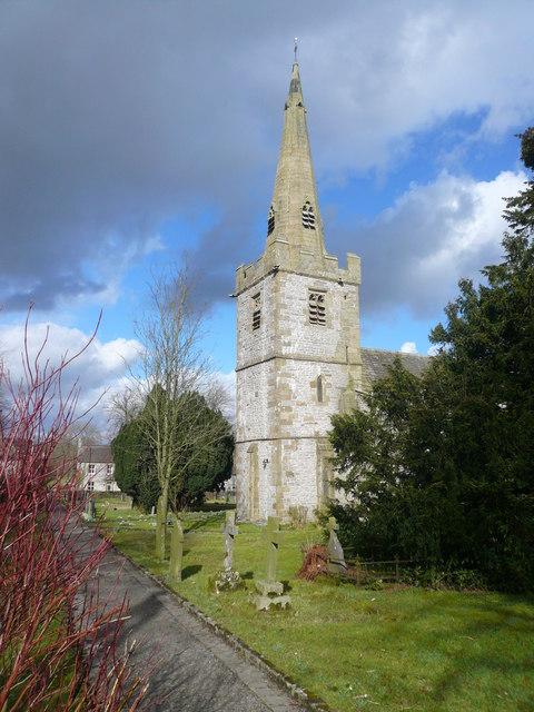 Monyash - St. Leonard's Church