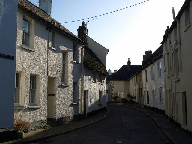 New Street, Chagford