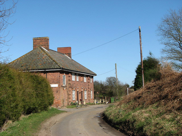Barge Farm near Antingham Ponds