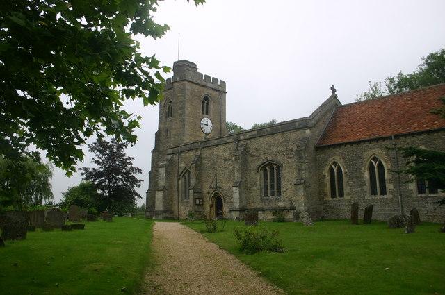 Grendon Underwood Church