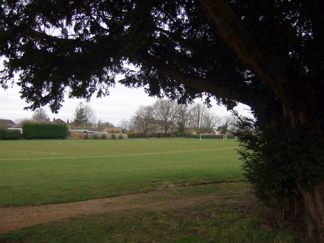 Recreation ground, Five Mile Drive