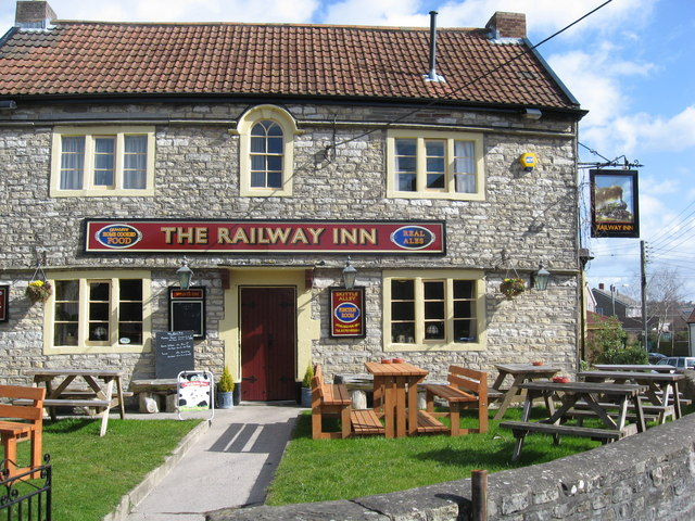 The Railway Inn Clutton