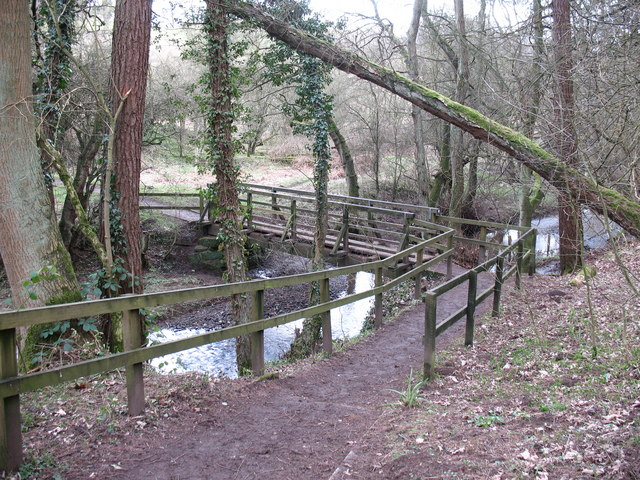 Bridge over Cod Beck