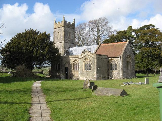 Ston Easton church