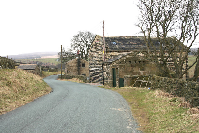 Widdop Road