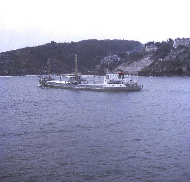 China clay ship - 2