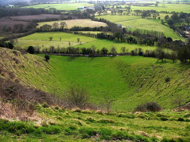 Vineyard Hole, East Meon