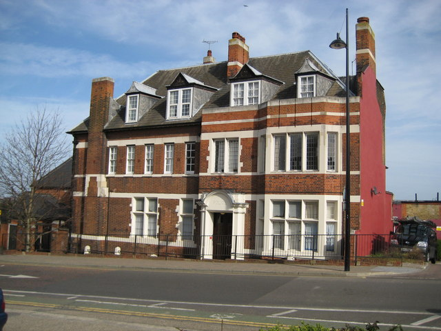 Erith: Former Police Station