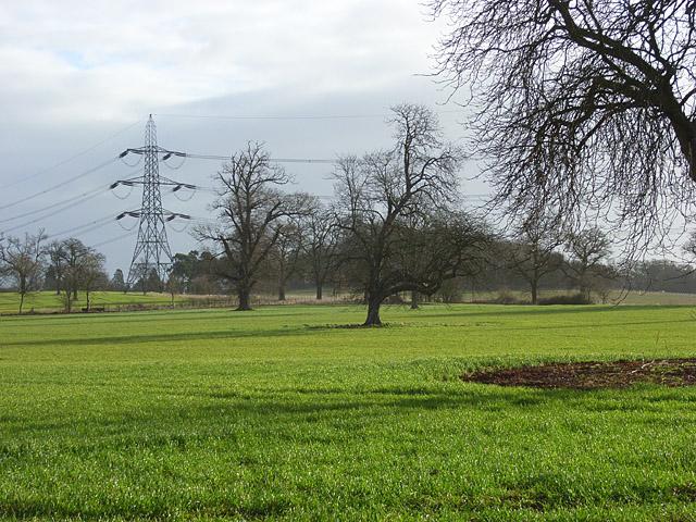 Farmland, Nuneham Park