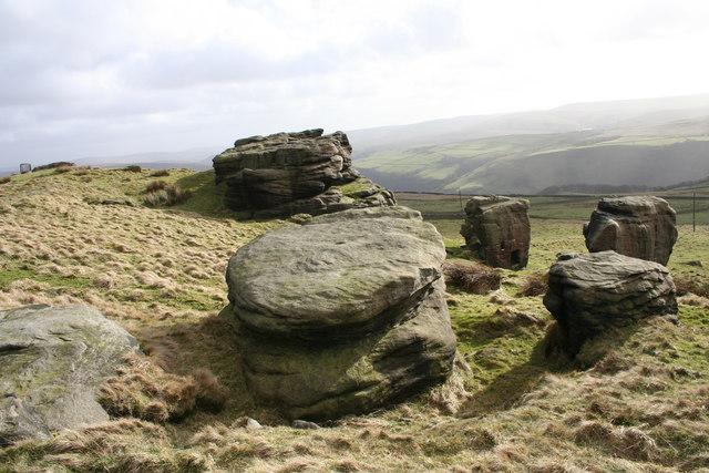 Blackshaw - Bride Stones Moor