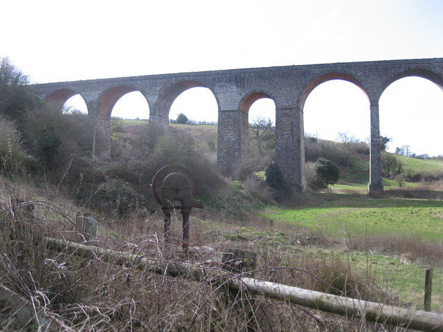 Pensford railway viaduct