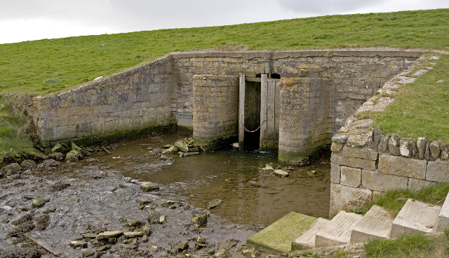 The Great Sluice, nr Horsey Island.