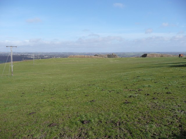 Site of Five Acre Quarries, off Dewsbury Road, Rastrick