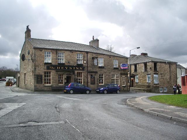 The Heys Inn, Stone Bridge Lane, Oswaldtwistle