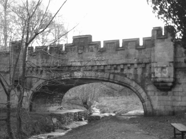 Castlemilk Bridge
