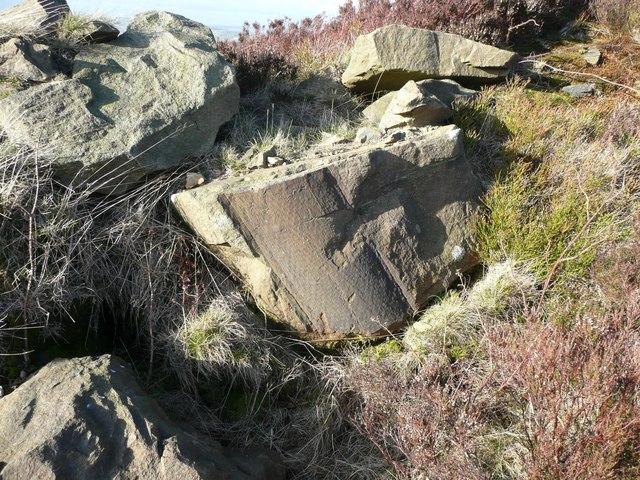 Fossil, Pike Law, Rishworth