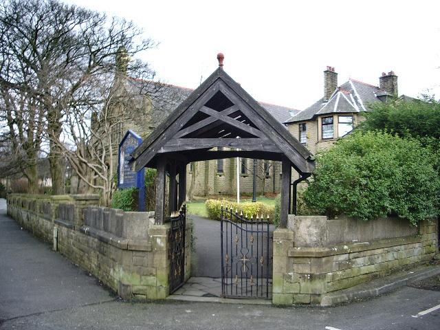 St Mary's Church, Oswaldtwistle, Lychgate