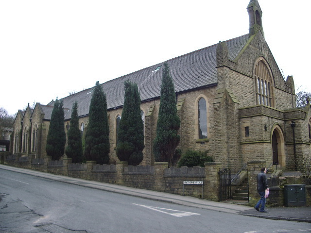 St Mary's Church, Oswaldtwistle