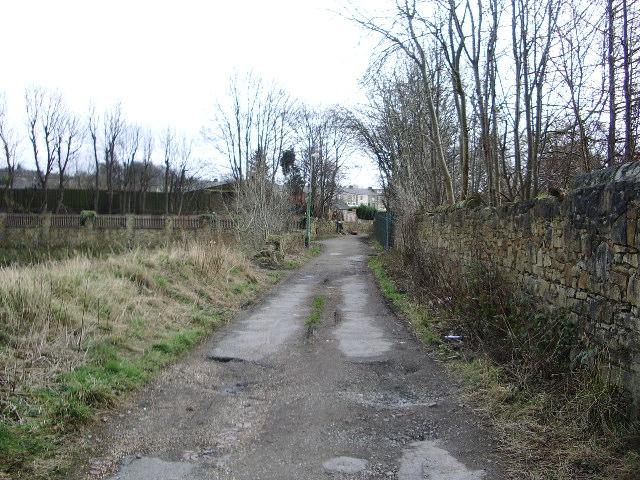 Coal Pit Lane, Oswaldtwistle