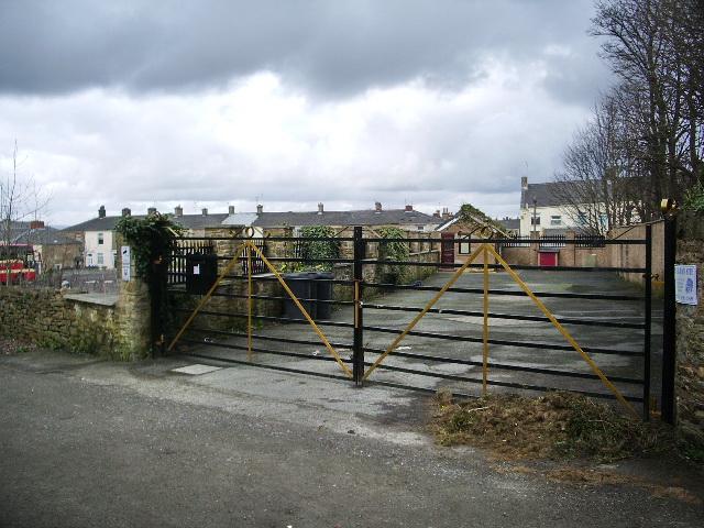 Coal Pit Lane Caravan Site, Oswaldtwistle