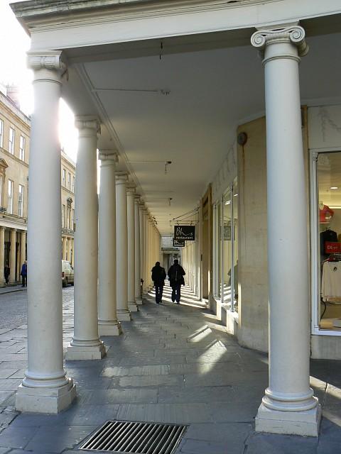 Bhs, Bath Street, Bath
