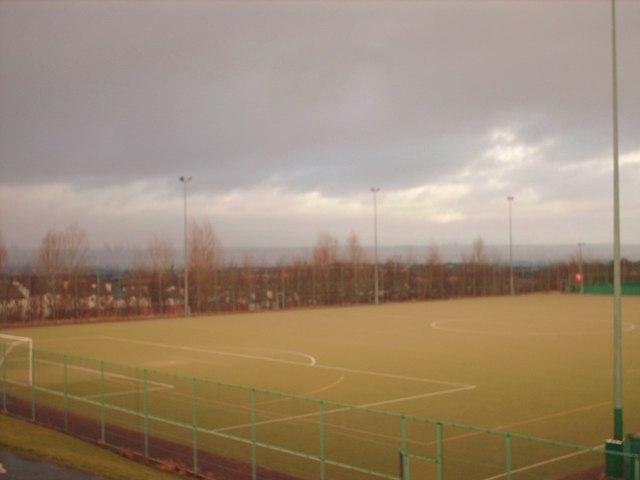 Barlia Football Pitches
