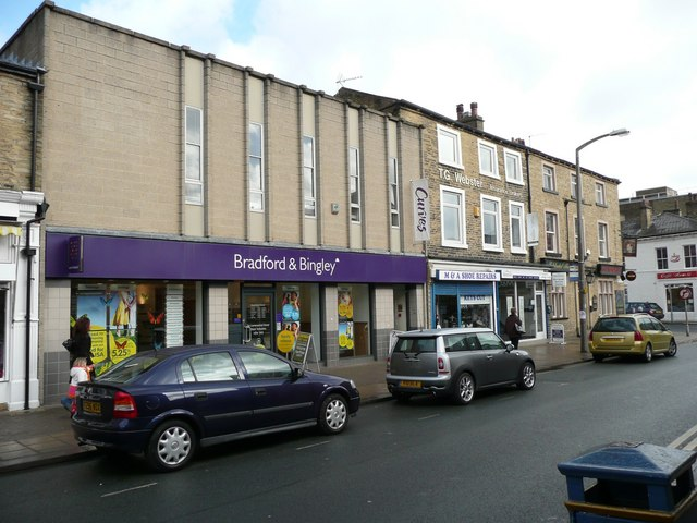 Commercial Street, North Side, 2 to 26, Brighouse