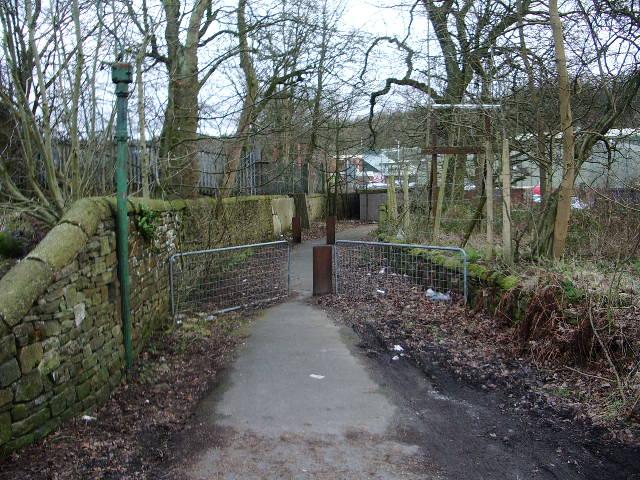 Oak Lane, Accrington
