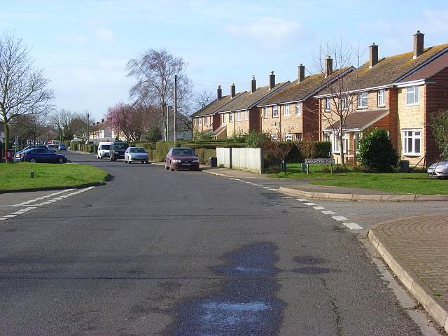 Fane Drive, Berinsfield