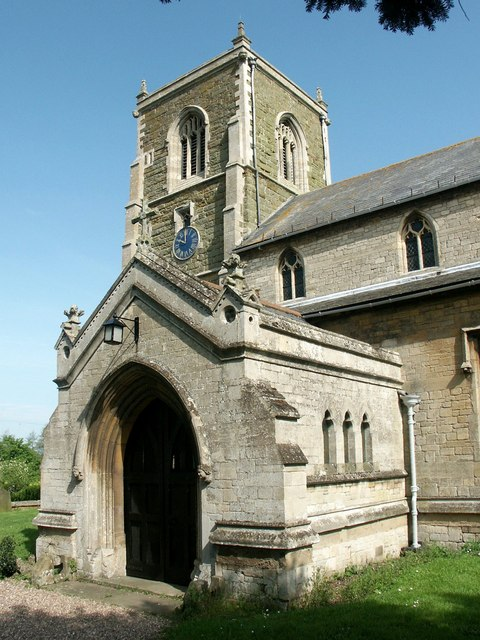 The Church of St Nicholas, Partney