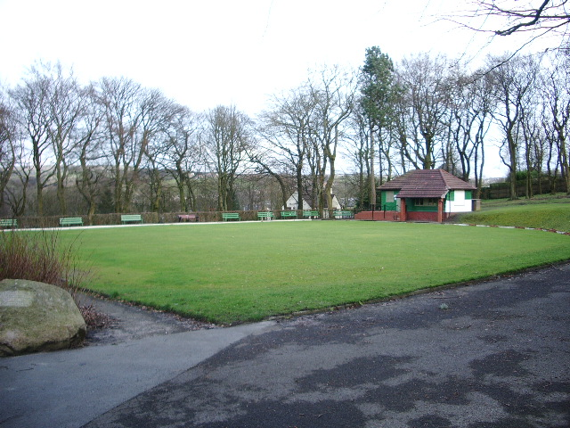 Oak Hill Park, Accrington, Bowling green