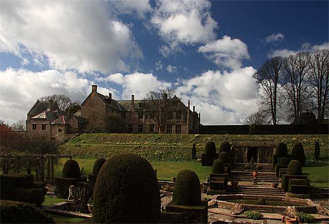 Mapperton Manor House and Gardens