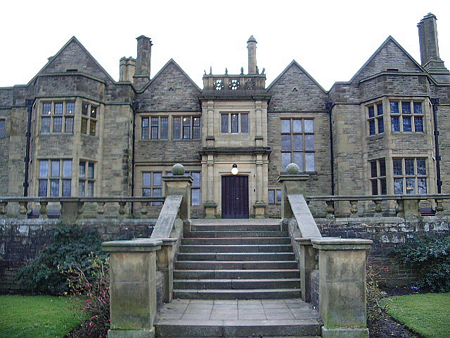 Haworth Art Gallery, Accrington