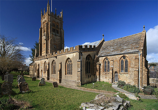 St Mary's Parish Church - Beaminster
