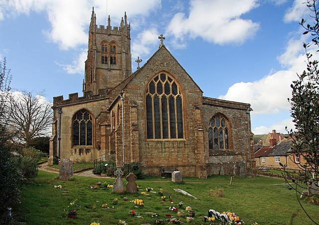 St Mary's Parish Church - Beaminster (2)
