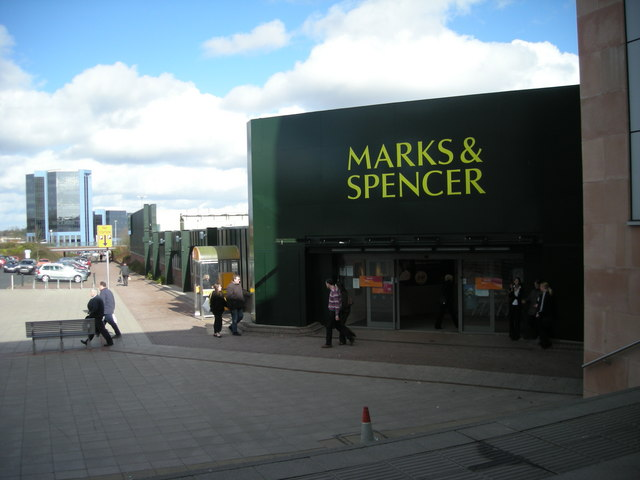 This is not just a store - this is an M & S Store
