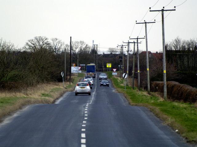 The Sproatley to Preston Road